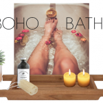 Q & A: HOW CAN I CREATE A BOHO BATH?