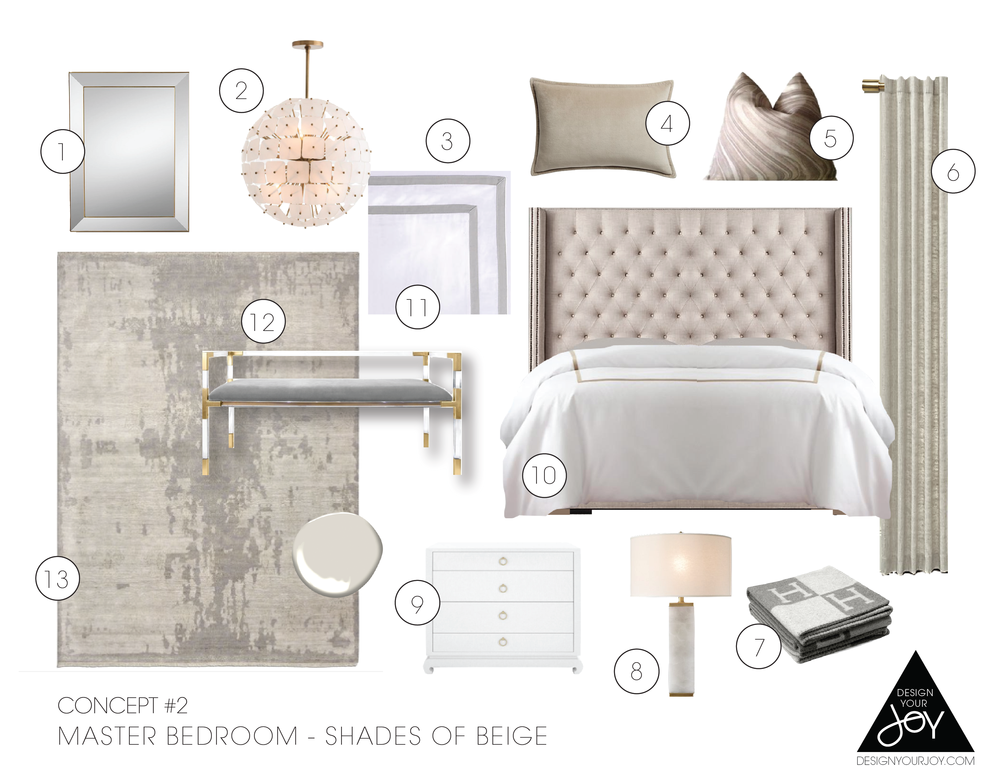concept-2-styleboard